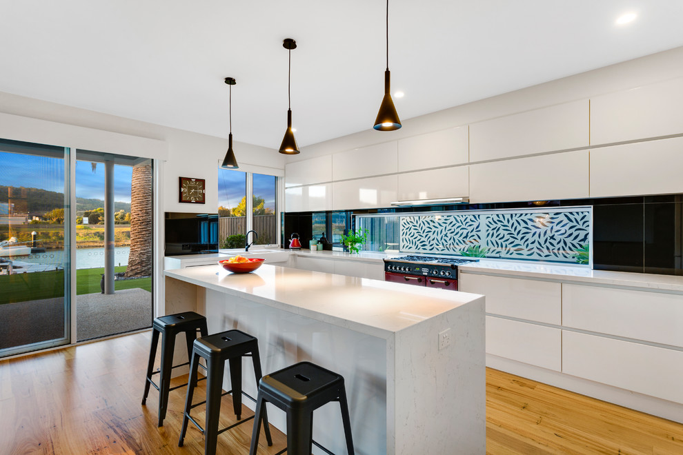 Mornington Peninsula Contemporary Kitchen Melbourne By Brownhill Homes