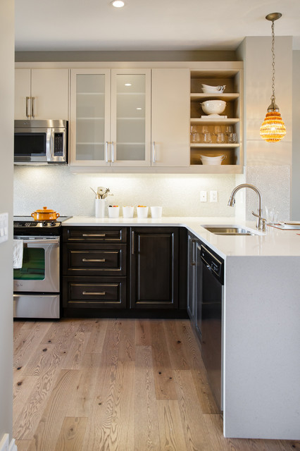 moroccan modern - contemporary - kitchen - calgary -natalie