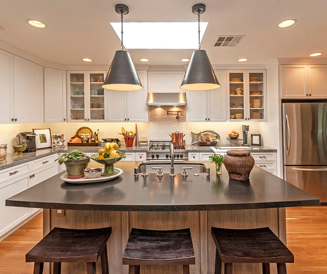 Morrison Traditional Kitchen Los Angeles By Karen Tandy Design