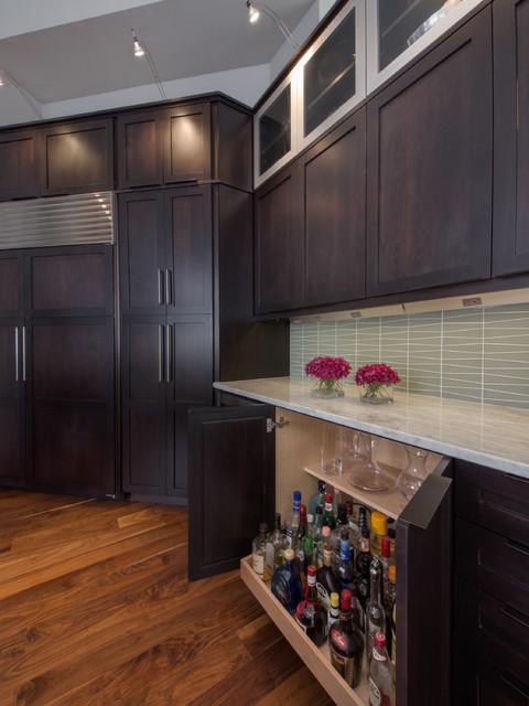 Morrison Kitchen - Contemporary - Kitchen - Denver - by JJ Interiors