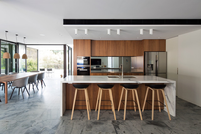 Mosman 02 - Contemporary - Kitchen - Sydney - by Watershed Design