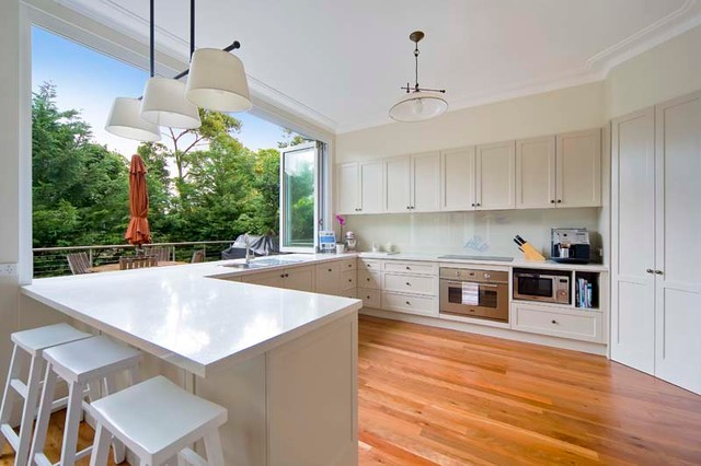 Mosman Traditional Kitchen Sydney By House To Home