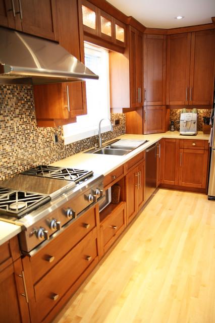 Moss Modern Kitchen Toronto By Allen Interiors Design Center Inc