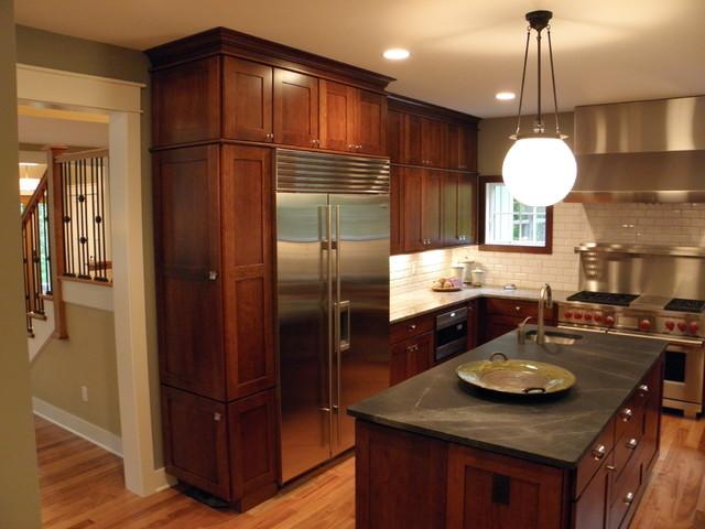 Moss Creek Kitchen contemporary-kitchen