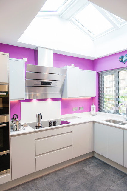Moss Road Kitchen Modern Kitchen Belfast By Collette Creative Photography