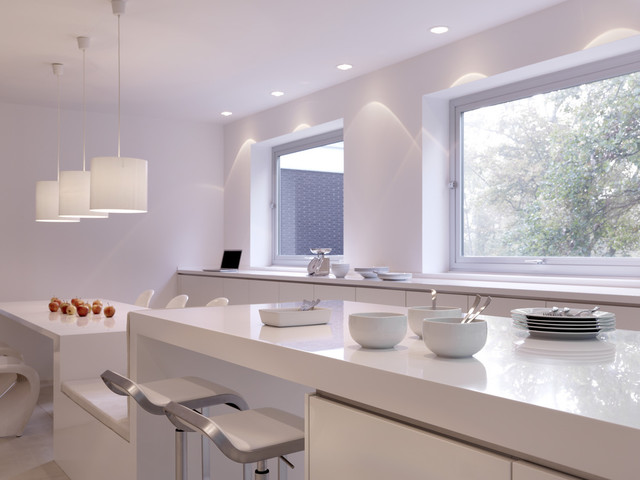 Most beautiful german kitchen of the year 2011 for Beautiful modern kitchens
