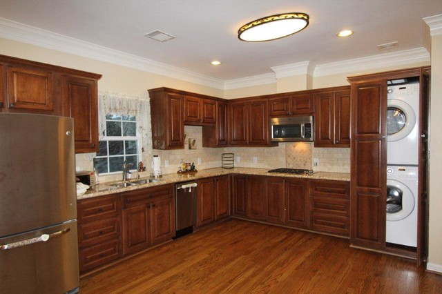 Mother In Law Suite Expansion Traditional Kitchen