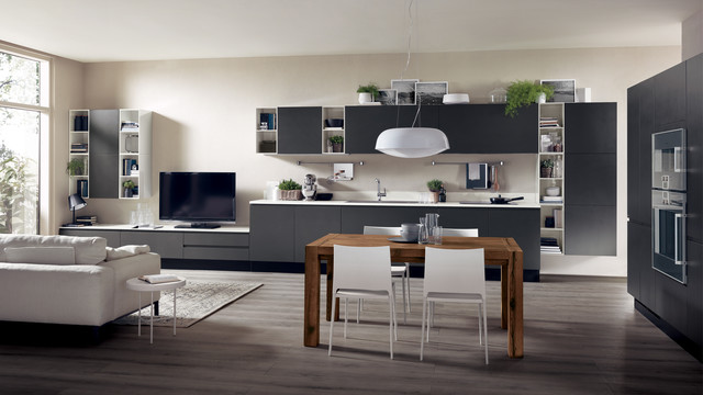 motus kitchen - scavolini - modern - kitchen - melbourne -