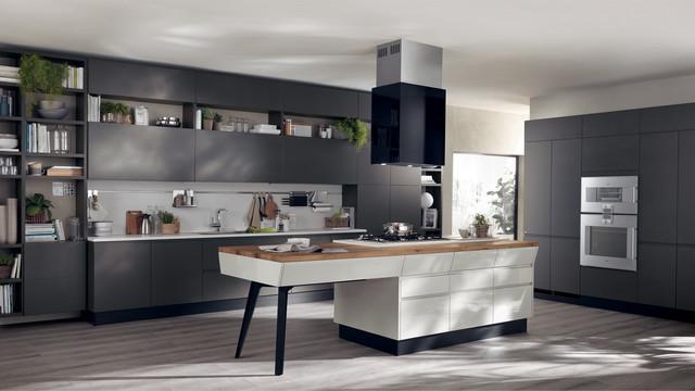 Motus Kitchen - Scavolini - Moderno - Cucina - Melbourne - di ...