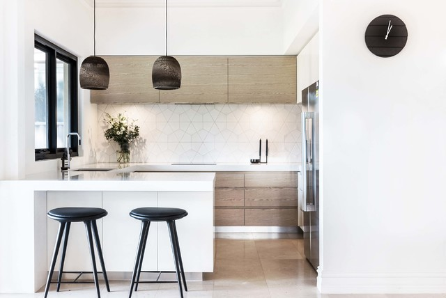 Mount Lawley Residence contemporary-kitchen