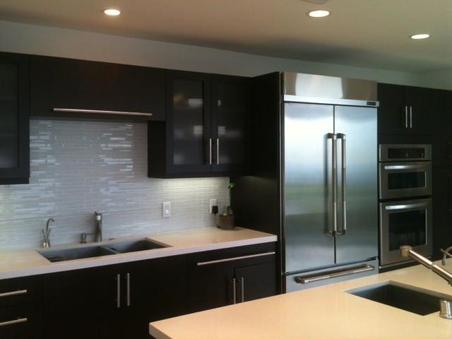 Mount Olympus Modern Kitchen Modern Kitchen Los Angeles By Creative Construction Design