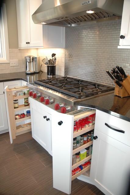 Mount Pleasant Kitchen Remodel contemporary-kitchen