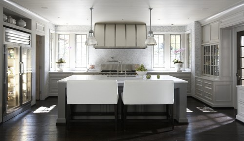 Mountain Brook renovation contemporary kitchen