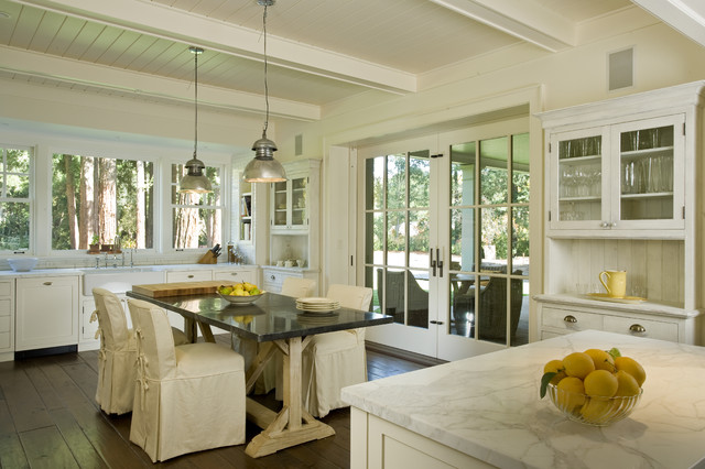 Mountain Home Residence traditional-kitchen