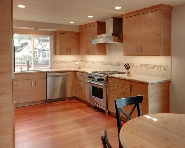 Mountain Park Kitchen contemporary-kitchen