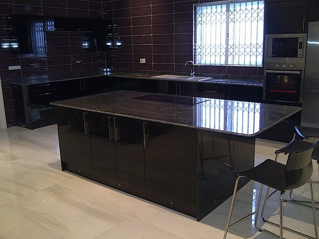 modern kitchen designs in nigeria mpb lekki lagos nigeria modern kitchen other by 268