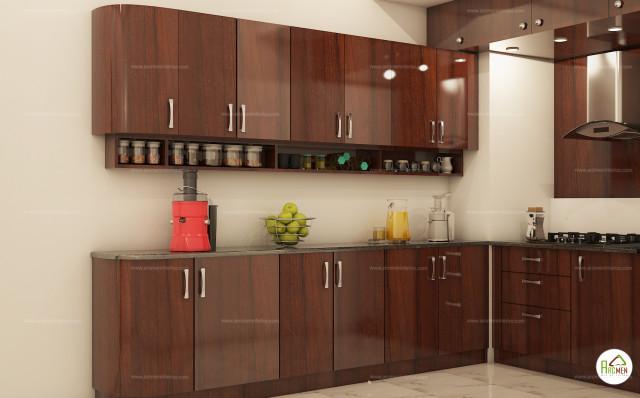 Mr Bala 2bhk Appartment Interior Design Indian Kitchen Chennai By Arcmen Kitchens And Interiors Houzz Au
