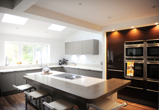Mr Mrs Carraigan Contemporary Kitchen Other By J S