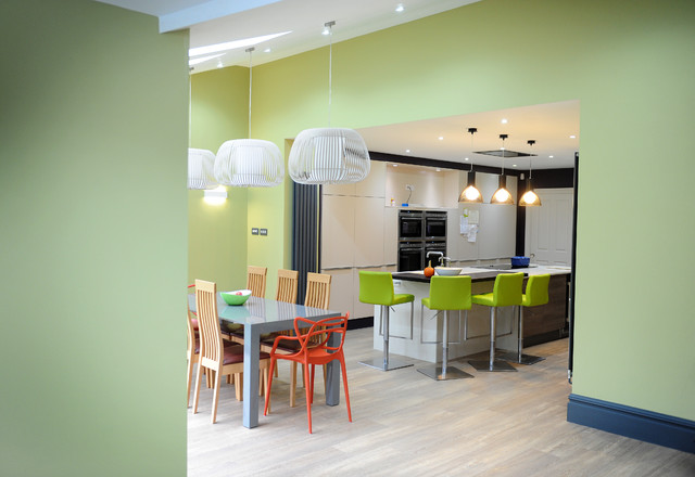 Mr Mrs Yung Contemporary Kitchen Other By J S