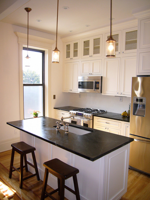 Kitchen and residential design thank you houzz - Cocinas pequenas rusticas ...