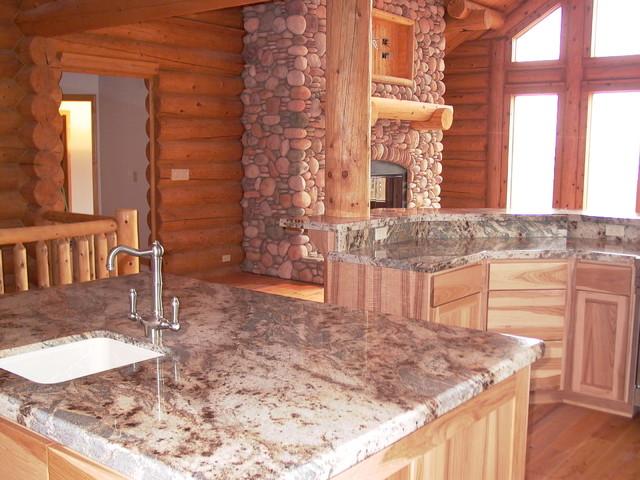 Mt Bache traditional-kitchen