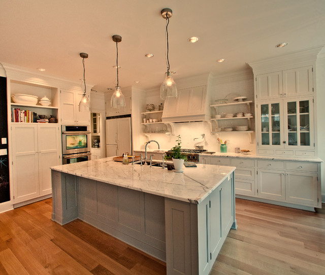 mt baker ballard cabinets traditional kitchen