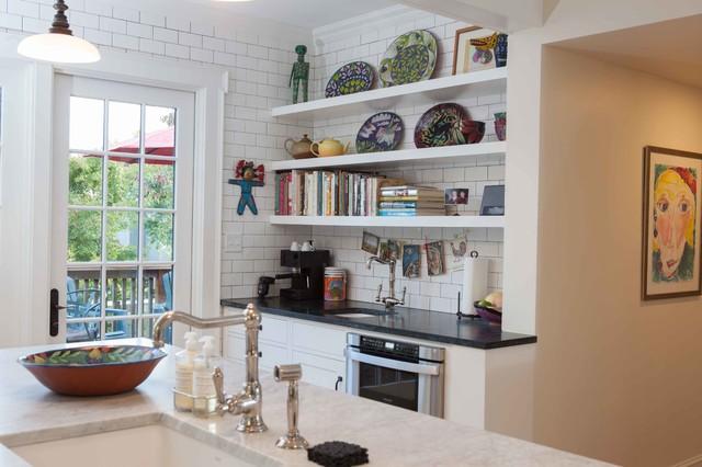 Mt Baker Kitchen Transitional Kitchen Seattle By Seattle Custom Cabinets