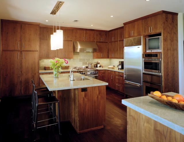 Mt barker residence for Barker kitchen cabinets