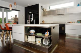 Mt Eden Contemporary Kitchen Auckland By Suzanne Allen