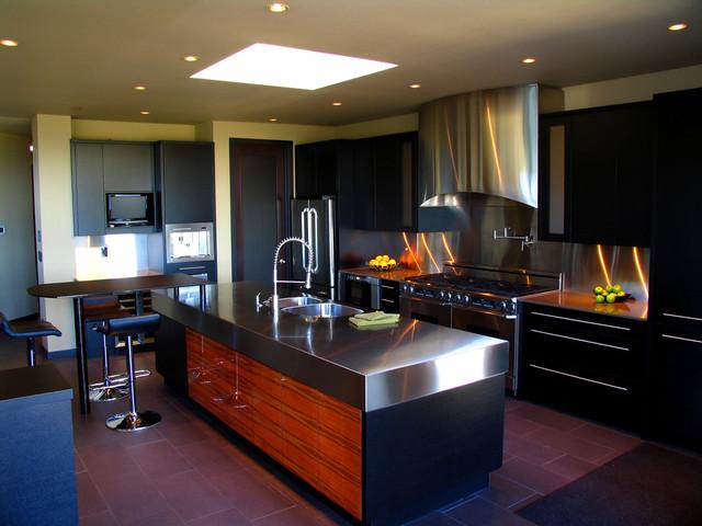 Mt. Scott Modern Kitchen kitchen
