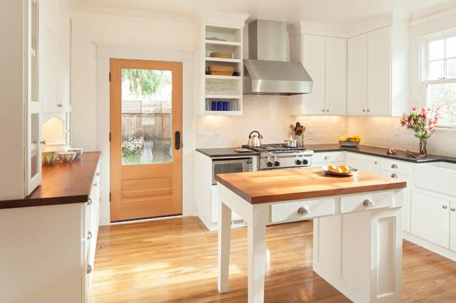 Mt. Tabor Kitchen craftsman-kitchen