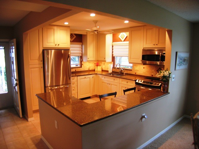 Mt. Vernon Kitchen remodel: Going from Blah to Aaahhh traditional-kitchen