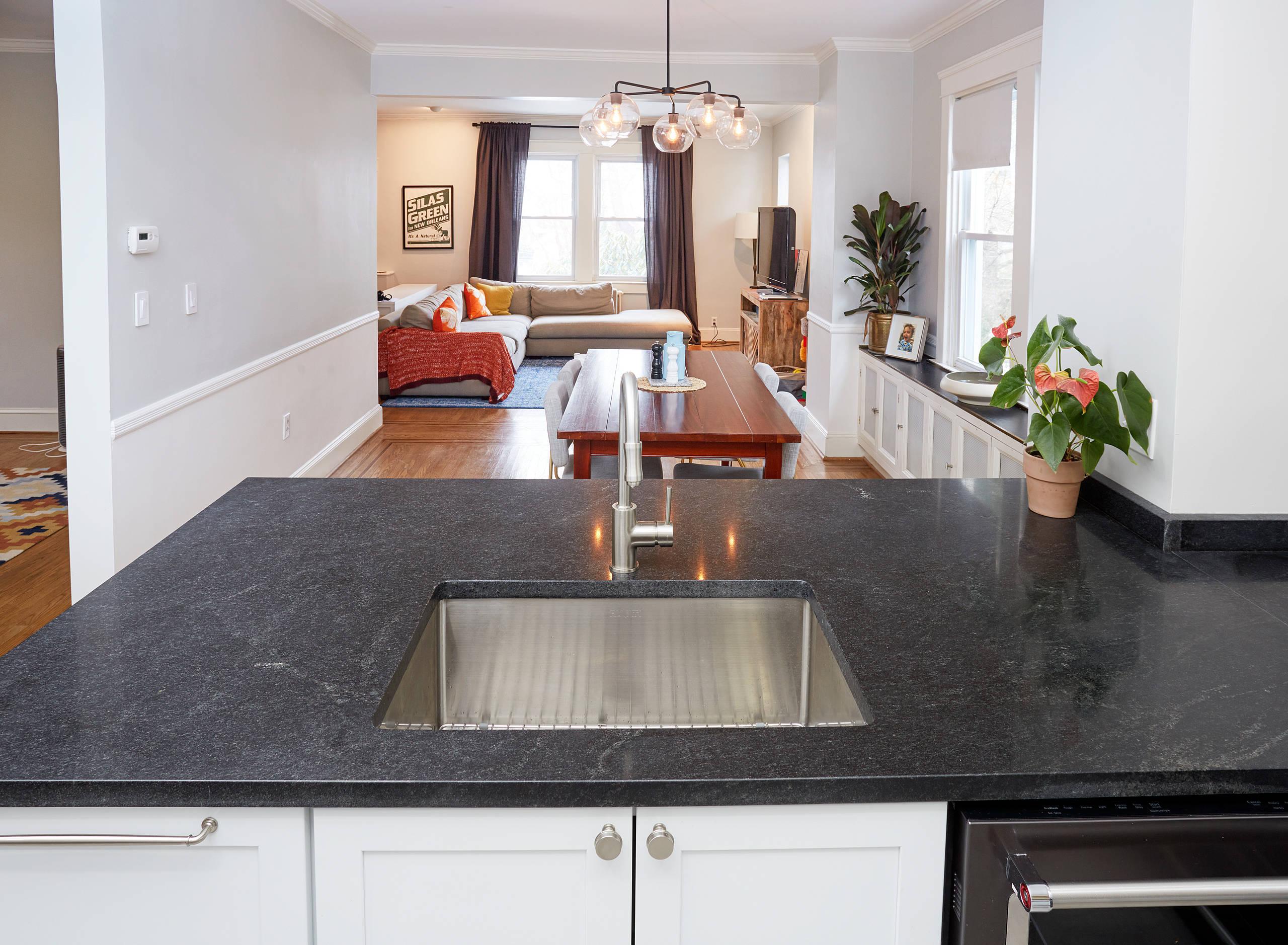 Mt Washington Kitchen & Powder Room