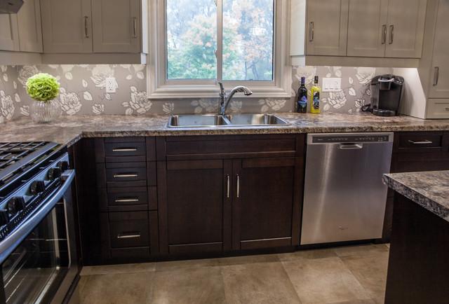 Mueller Traditional Kitchen Toronto By Allen Interiors Design Center Inc