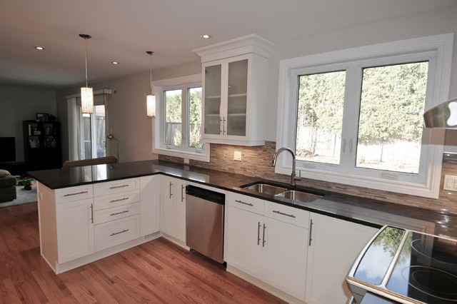 Mulberry contemporary kitchen ottawa by the for A kitchen connection