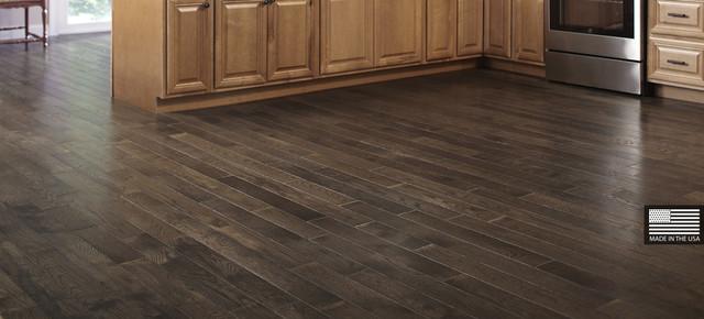 Mullican Williamsburg Oak Granite Hardwood Flooring Traditional
