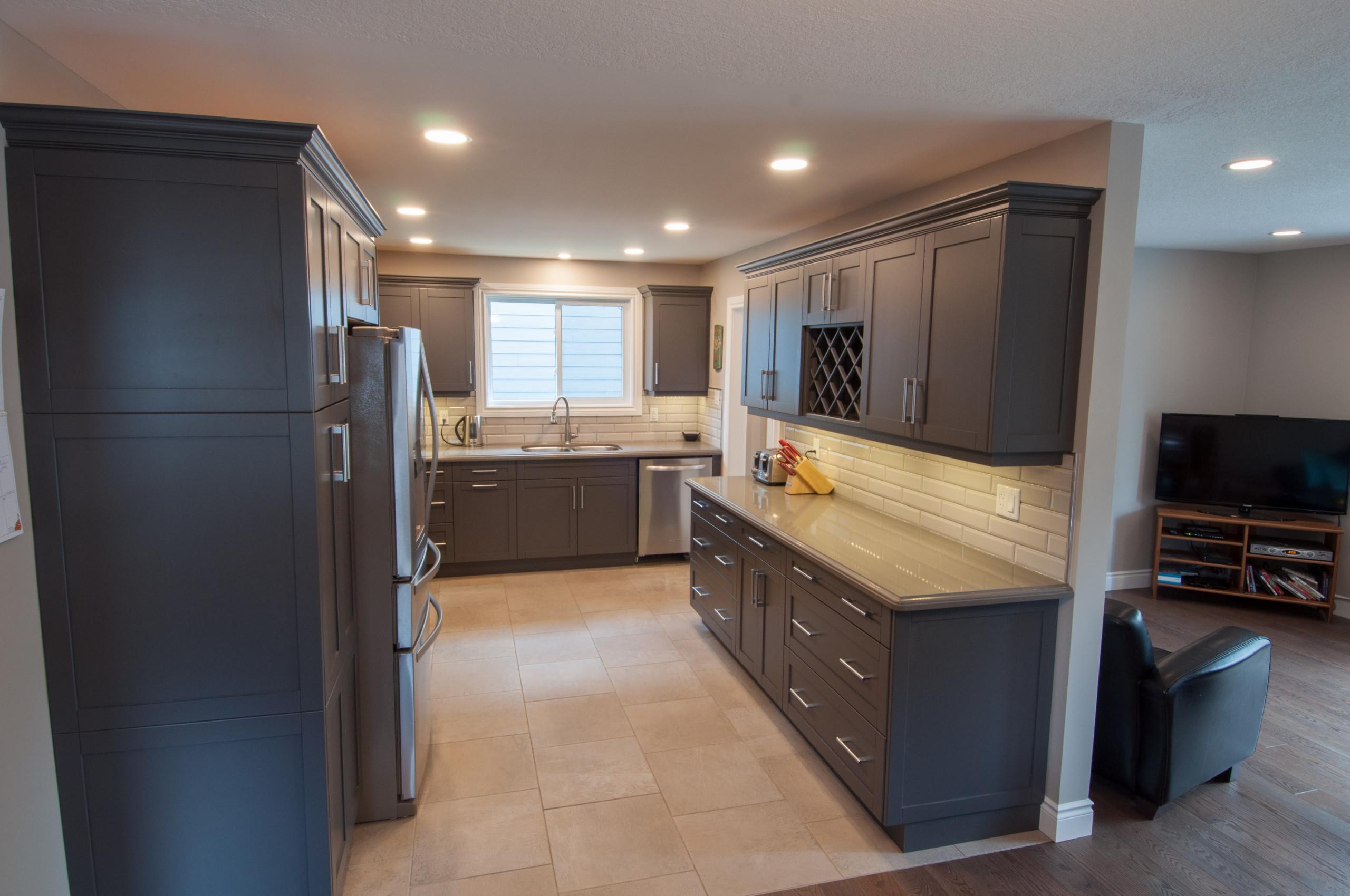 Mullin Transitional Kitchen