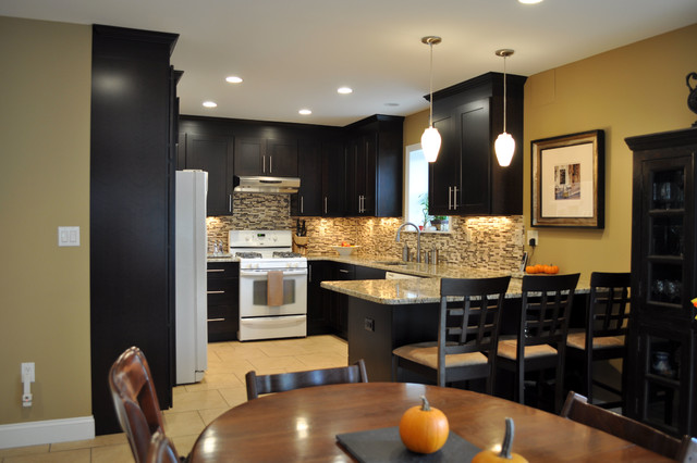 Multi Family Duplex Apartment Yonkers Ny Contemporary Kitchen New York By Ad C Group