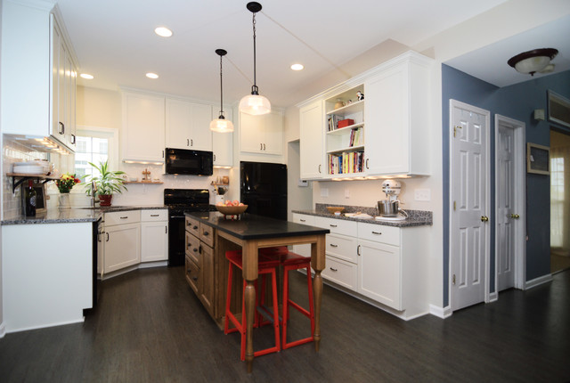 Multi-Rooms Remodeling - Asburn VA - Plainfield St. contemporary-kitchen