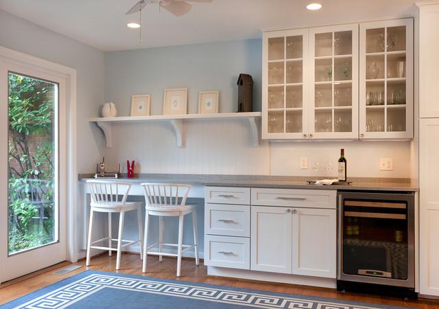 Multigenerational Kitchen eclectic-kitchen