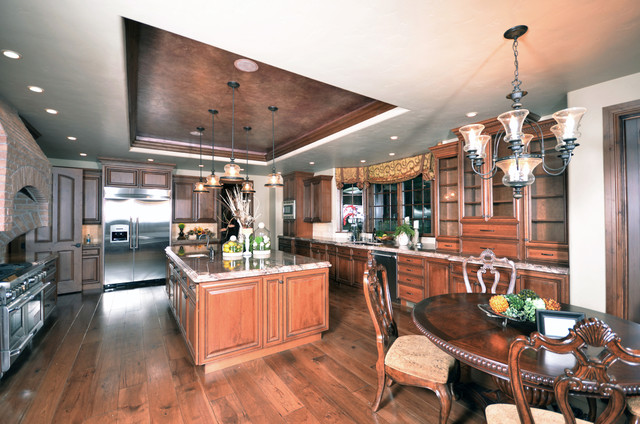 Murphy 39 S Custom Homes Kitchen Other Metro By Housing Building Association Of Colorado