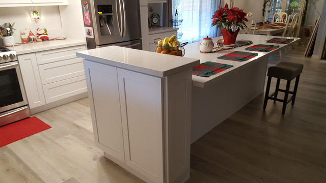 Murrieta Ca Contemporary Kitchen Other By Premium Cabinets Inland Empire
