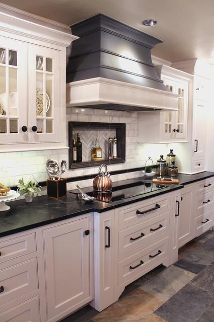 ... Transitional - Kitchen - Oklahoma City - by Edmond Kitchen & Bath LLC