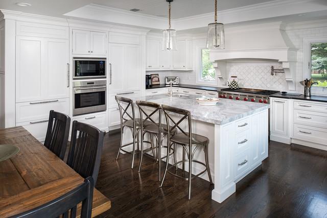 muttontown traditional kitchen new york by artista