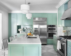 MWDA Before & After contemporary-kitchen