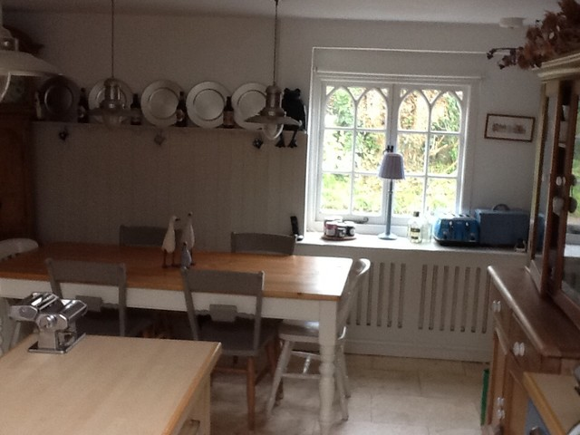 My actual kitchen ! traditional-kitchen