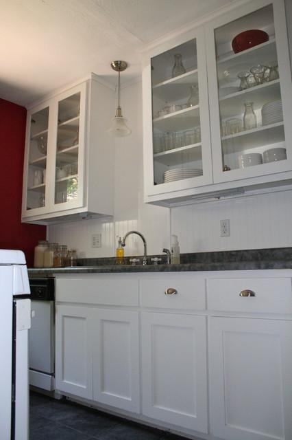 My first love, my first kitchen traditional-kitchen