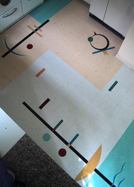 My Friend 39 S Floor Modern Kitchen Los Angeles By