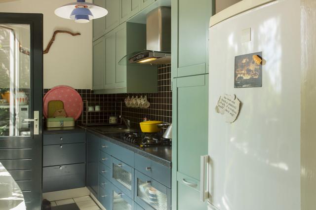 My Houzz: A Dutch Home\'s Gorgeous Vintage Style - Eklektisch ...