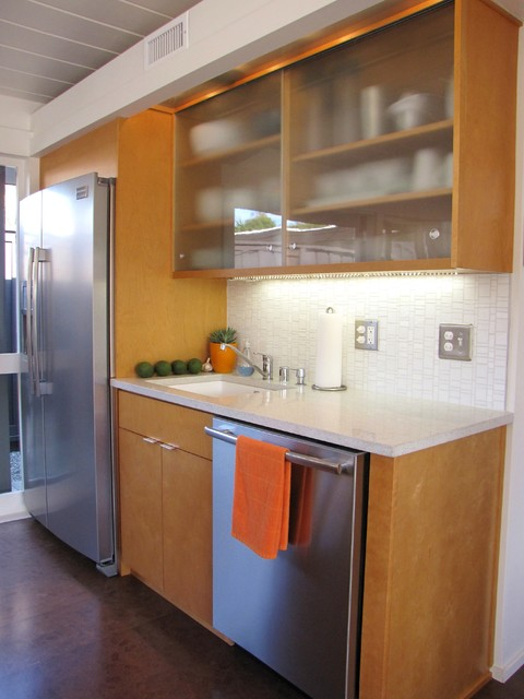 outdoor kitchen cabinets my houzz a mid century marvel revived in 1297